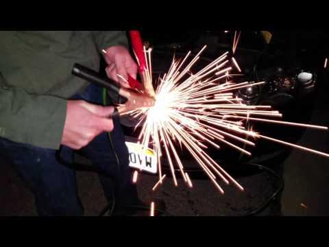 DIY cigarette lighter