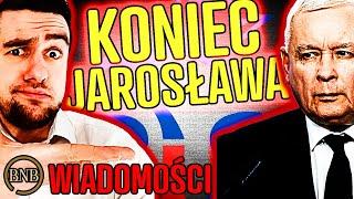 To KONIEC prezesa PiS! Tak Jarosław Kaczyński szykuje się DO ODEJŚCIA | WIADOMOŚCI