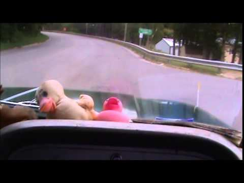 300 MILE TOW IN MATER ,MR WONG, AND RUBBER DUCKY SAYS WATCH ME !!!