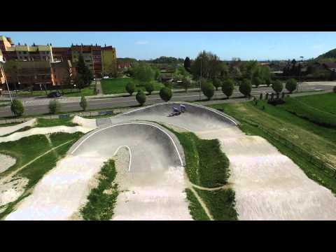 Ski Cross Athlete goes BMX Track Rider in the Offseason