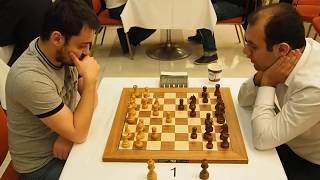 GM Andriasian - GM Mamedov chess blitz dubl