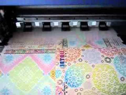 Hong-jet 4165 Wall Paper Printer