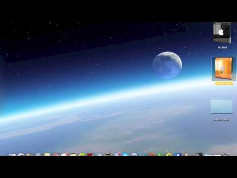 How To Add Pictures As Your Folder Icons - Mac