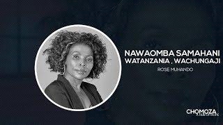 Nawaomba Samahani Watanzania, Wachungaji, Rose Muhando.