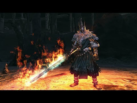 Dark Souls: Remastered - The Remastered Gwyn, Lord Of Cinder - SOLO, NO DAMAGE