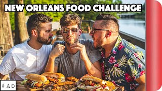 Ultimate New Orleans Food Challenge | Game Changers