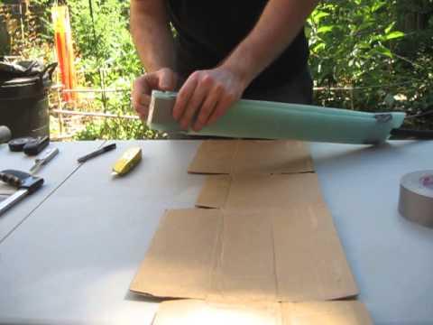 Boffer Flatblade Construction
