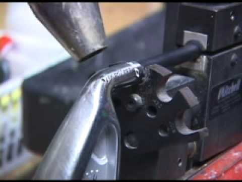 Golf Club Re-Shafting (Part 1)