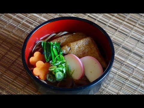 Shippoku Soba Recipe - Japanese Cooking 101