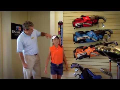 U.S. Kids Golf Fitting System