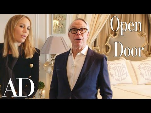 Inside Tommy Hilfiger's $50 Million Penthouse in the Plaza Hotel | Open Door | Architectural Digest