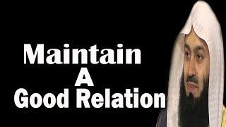 Value Of Siblings In Terms Of Islam | Mufti Menk