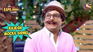 Rajesh Arora Pulls Sidhu