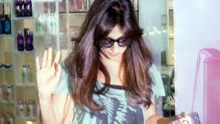 Chitrangda Singh Spotted In Salon Bandra