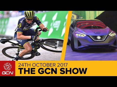 Are We Safe From Robot Cars? | GCN Show Ep.250