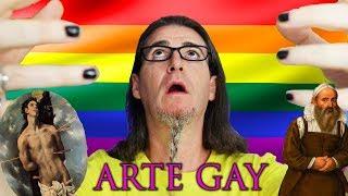 ARTE GAY / ARTISTAS GAYS / ORGULLO LGTBIQ+