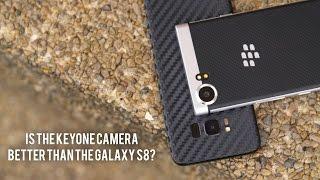 BlackBerry KEYone Camera Better than Galaxy S8?