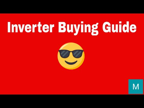 Inverter Buying Guide   Best place to buy inverter online or offline