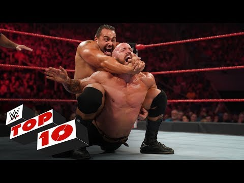 Xxx Mp4 Top 10 Raw Moments WWE Top 10 Sep 16 2019 3gp Sex
