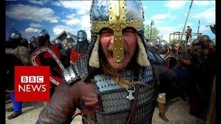 Viking Therapy - BBC News