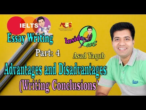 3 Step Magic Formula for Writing IELTS Essay Conclusion || Asad Yaqub
