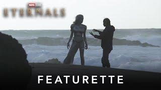 """Visionary"" Featurette   Marvel Studios' Eternals"