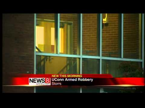 UConn campus robbery