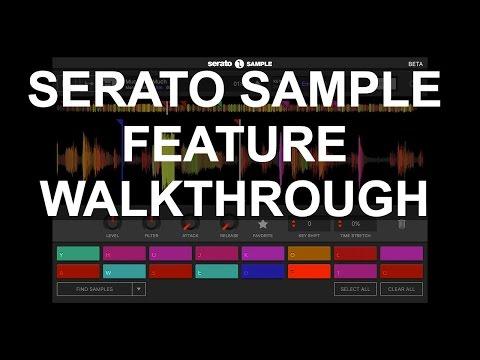 DJ Tips - Serato Sample Feature Walkthrough