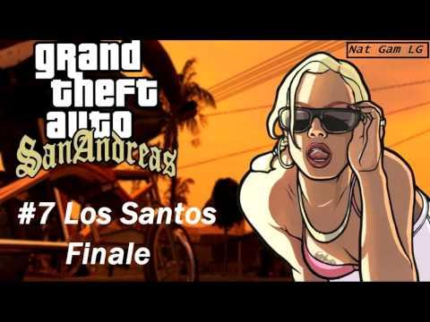 t's Play Grand Theft Auto San Andreas Episode 7.5 : Los Santos Finale