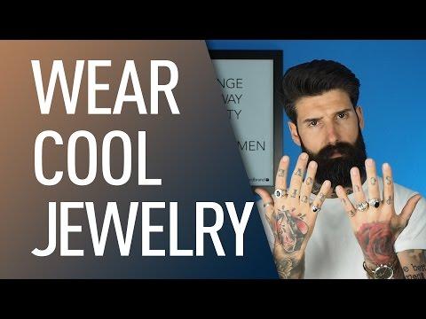How to Wear Men's Jewelry | Carlos Costa
