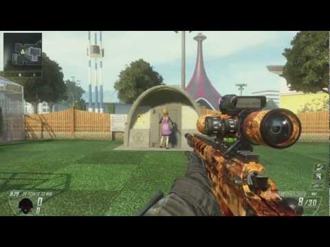 HOW TO QUICK SCOPE IN BLACK OPS 2