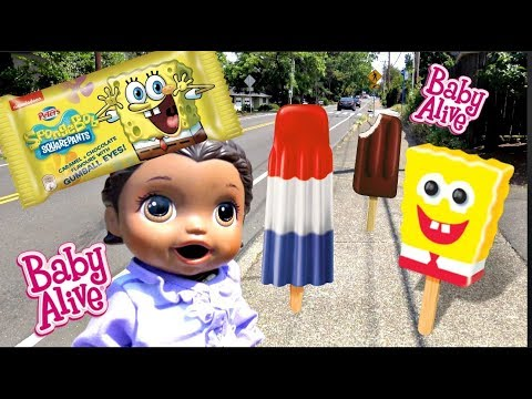 Xxx Mp4 BABY ALIVE Gets SPONGE BOB ICE CREAM The Lilly And Mommy Show The TOYTASTIC Sisters 3gp Sex