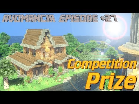 Minecraft: How to Build a Rustic House in Minecraft in Survival | Avomancia Competition Winner Prize