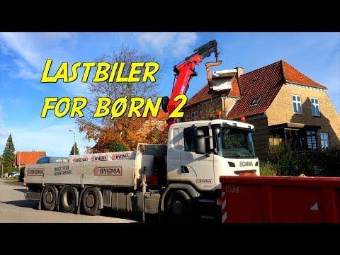 Lastbiler for børn 2