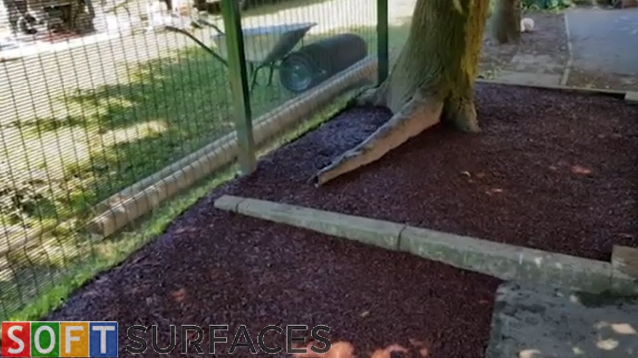Artificial Grass and Rubber Mulch Surfacing in Derby, Derbyshire | Artificial Grass Installation