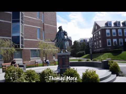 Boston College Campus Tour