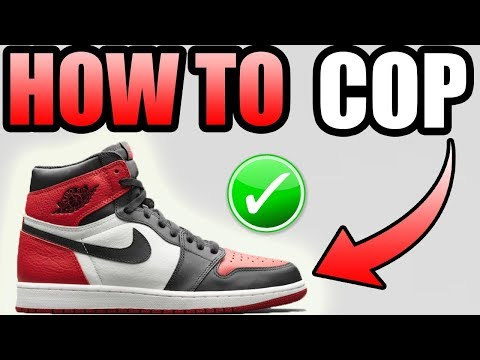 How To Get The JORDAN 1 BRED TOE ! | Bred Toe 1 Release Info