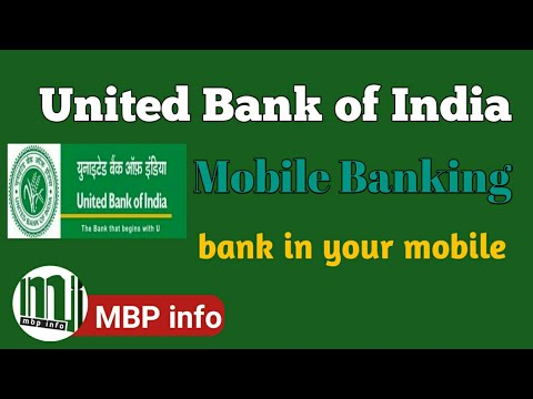 United Bank of India mobile banking activation / registration process || Without going bank || Hindi