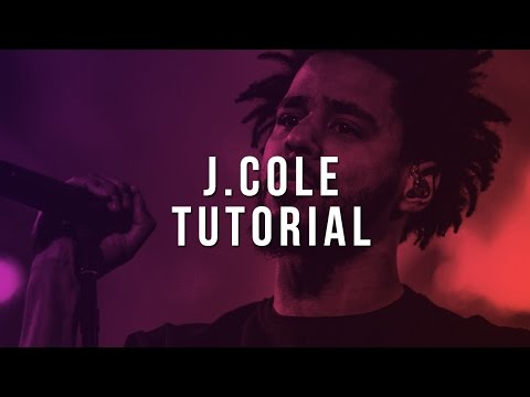 How To Make A J.Cole Type Beat (FL Studio Tutorial)