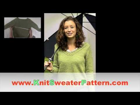 E-Book: Design and Knit a Your Own Sweater Pattern
