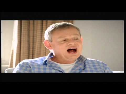 Churchill Insurance 'U.K. Call Centres' Advert With Martin Clunes Feb' 2012