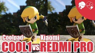 LeEco Coolpad Cool1 CAMERA COMPARISON vs Xiaomi Redmi Pro [Cool1 Dual Camera Review]