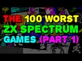 The 100 Worst Spectrum Games Part One A L