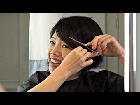 How I Cut My HAIR -  DIY Emmymade haircut