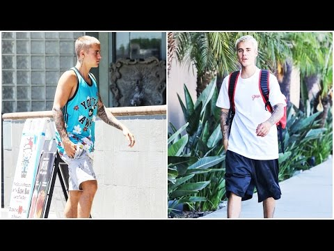Justin Bieber 2016 Summer Style, Clothes