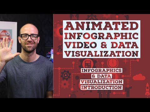 Infographics & Data Visualization Introduction - Animated Infographic Tutorial [1/48]