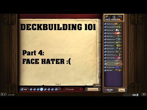 DECKBUILDING 101 Part #04: FACE HATER :( [German / Hearthstone]