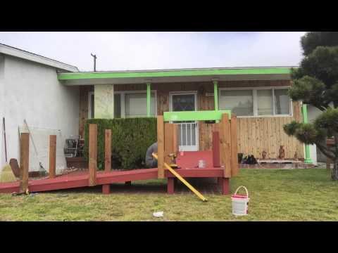 Building a Wheelchair Ramp
