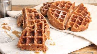Gingerbread Waffles | Episode 1214