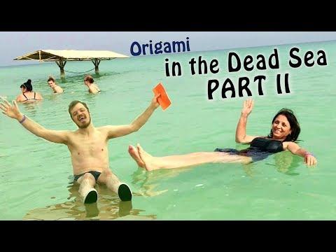 Origami in the Dead Sea (Part 2)